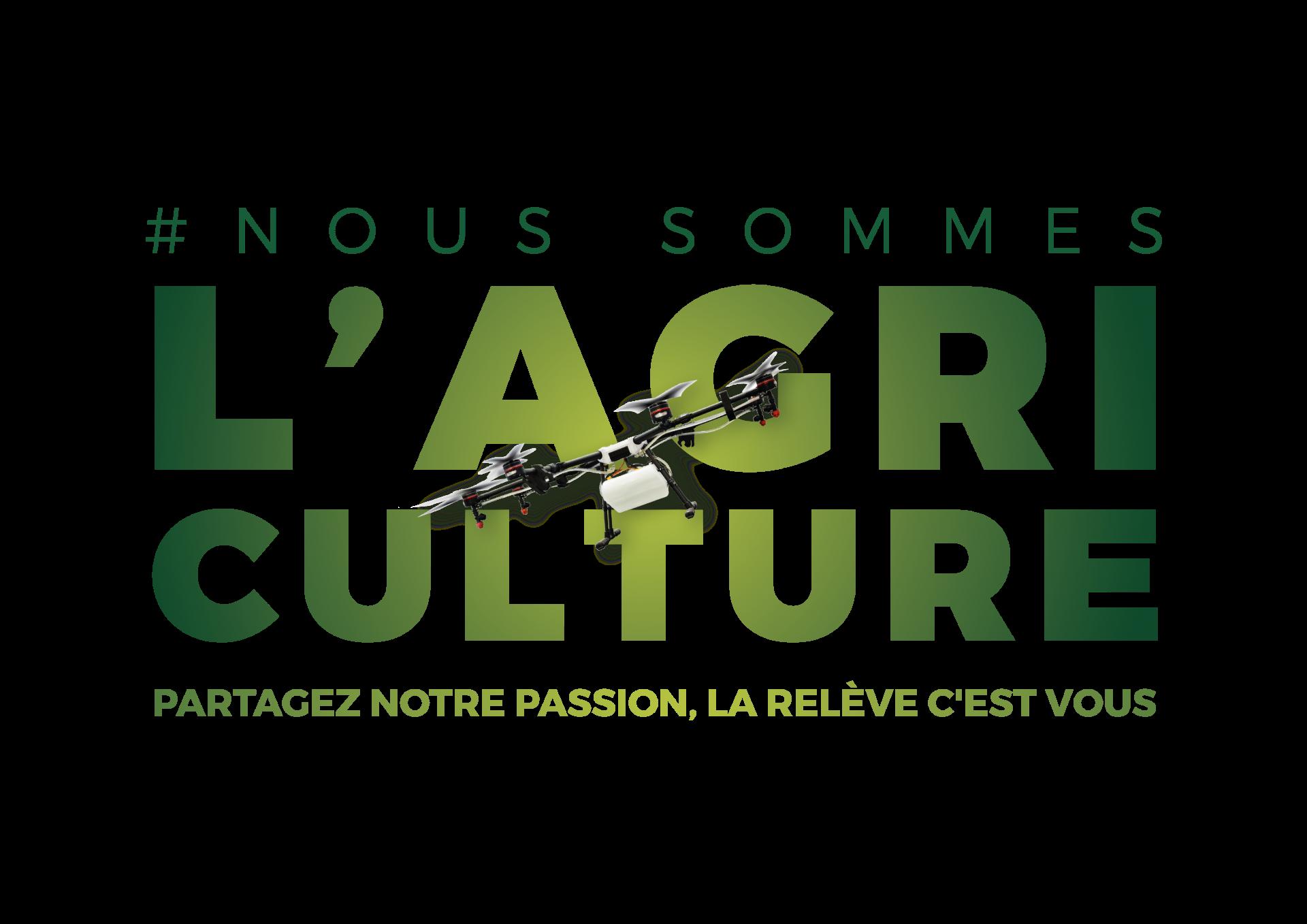 #NOUS SOMMES L'AGRICULTURE